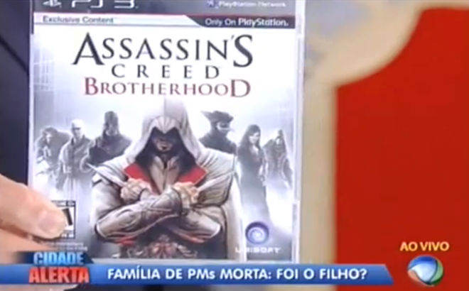 Assassin's Creed Record