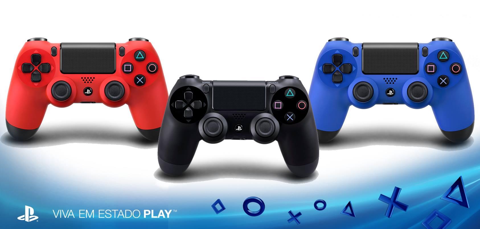 DualShock 4 Cores