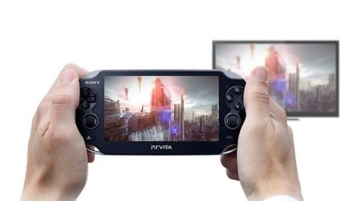 PsVita Remote Play
