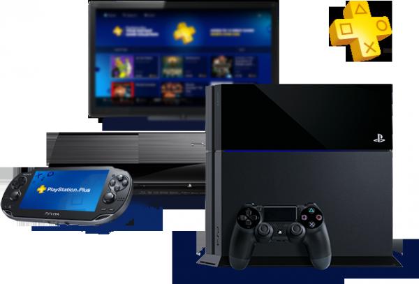 PSN Plus PS4