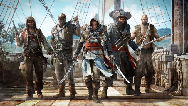 Assassins Creed IV Black Flags