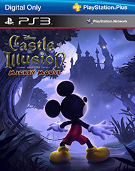 Castle of Illusion Starring Mickey Mous