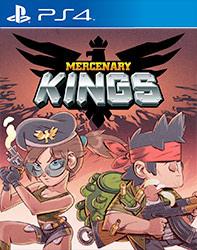 Mercenary Kings PS4