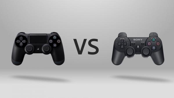 PS4 x PS3