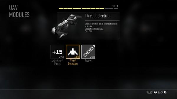 Advanced Warfare - Scorestreaks