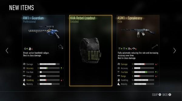 Advanced Warfare - Suply Drop