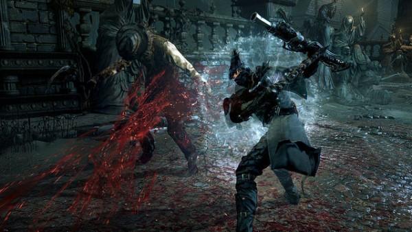 BloodBorne Combates