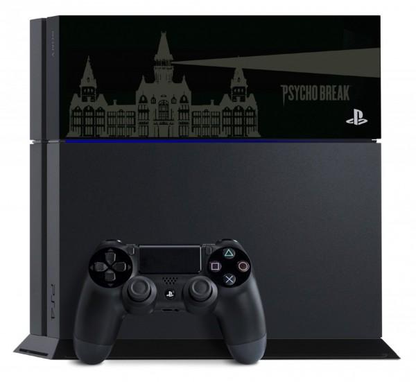 PS4 Psychobreak