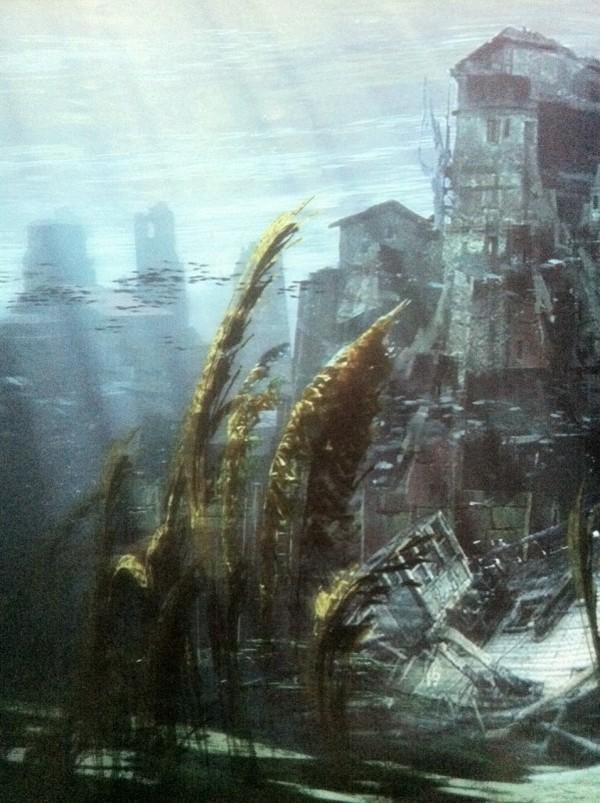 Uncharted 4 Art