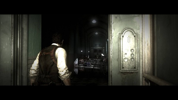 Gráficos de The Evil Within
