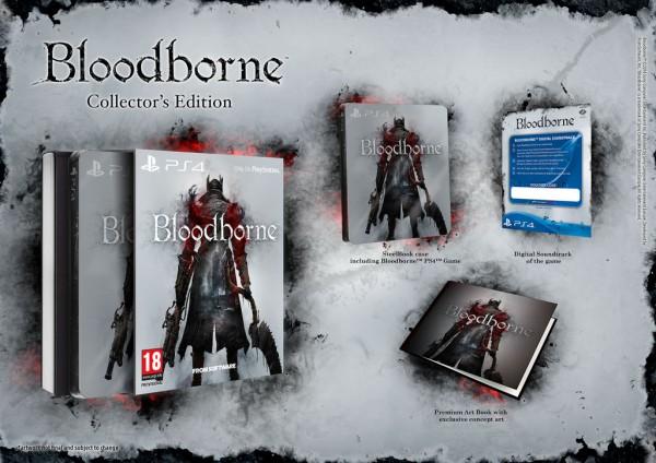 Bloodborne Collector's Edition