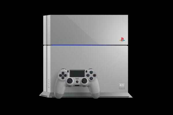 PS4 Anniversary