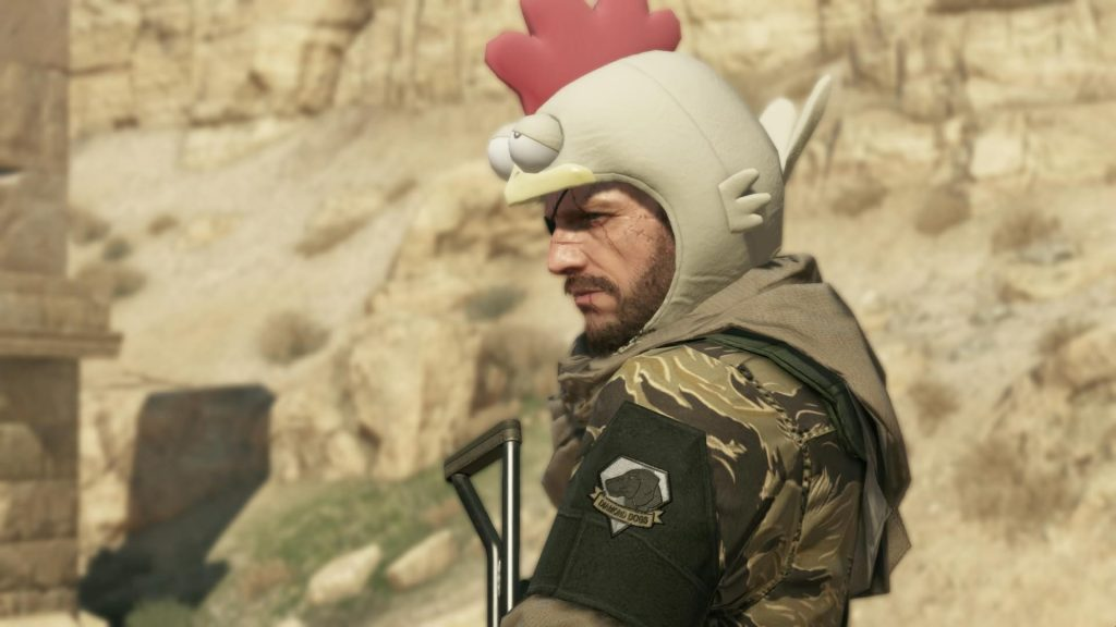 Metal Gear Solid V - Chicken 1