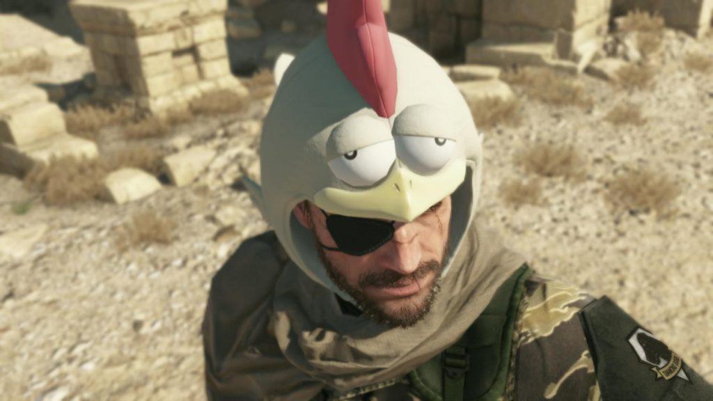 Metal Gear Solid V - Chicken 2