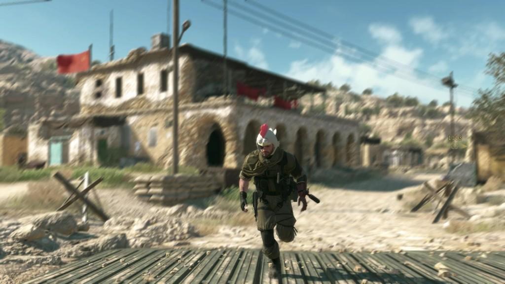Metal Gear Solid V - Chicken 3