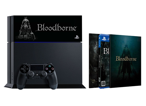 PS4 Bloodborne