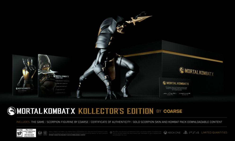 Mortal Kombat Edição Especial