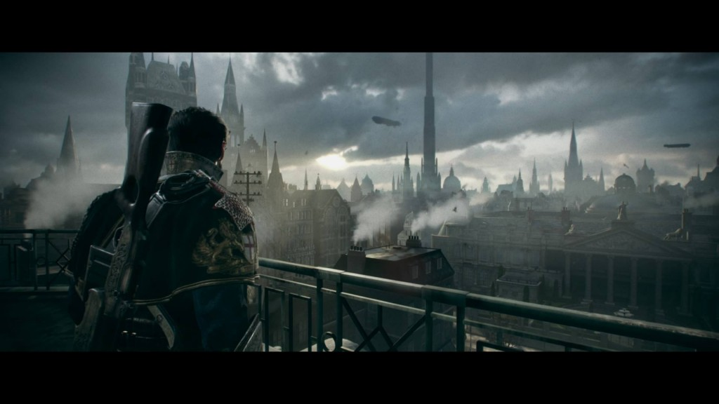 the-order-1886 - Londres