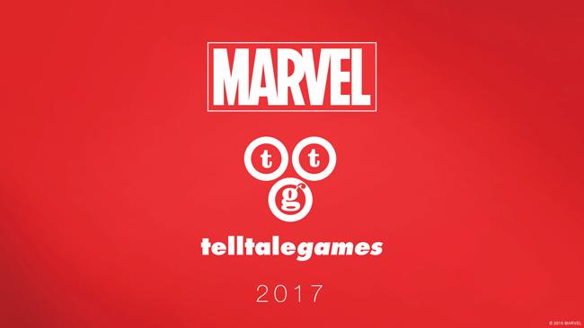Telltale Games - Marvel