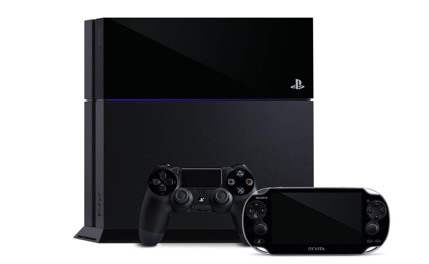 PS4 e PS Vita