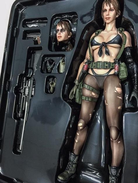 Quiet Metal Gear Solid V