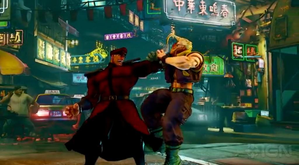 Street Fighter V  - M. Bison