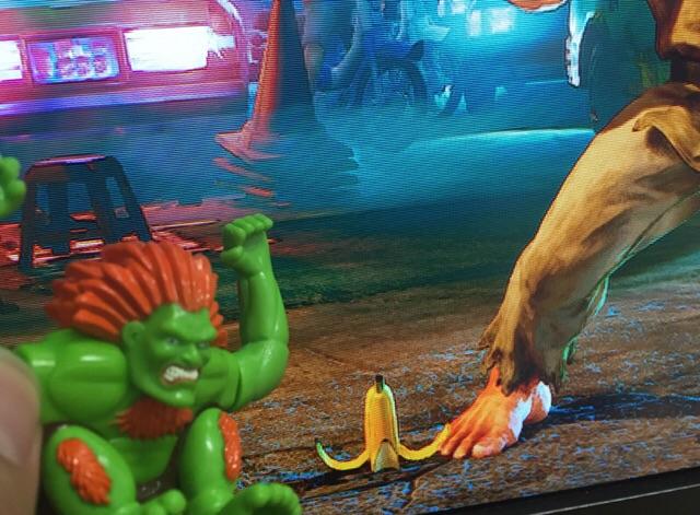 Street Fighter V - Blanka - Twitter