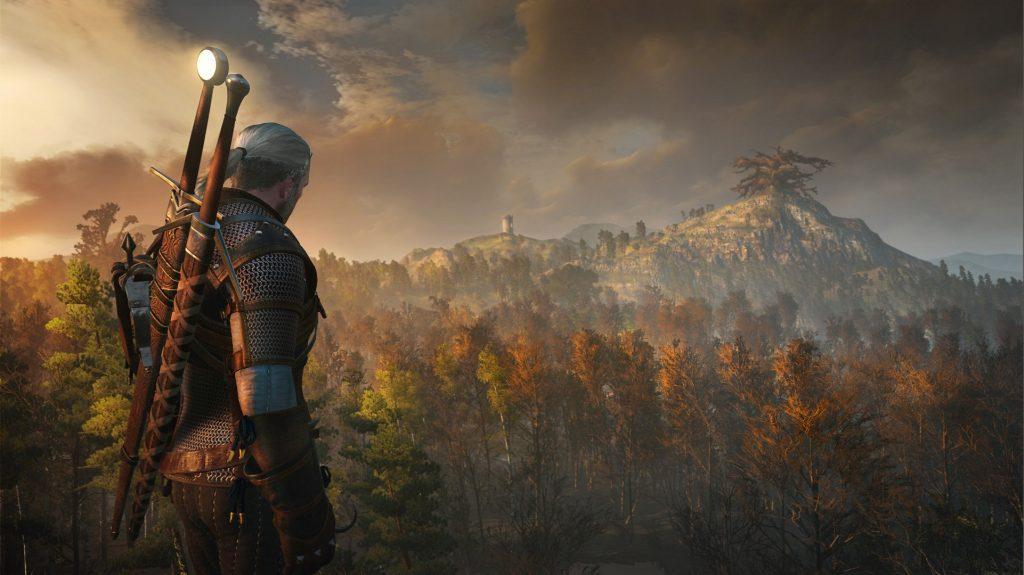 The Witcher 3 - História