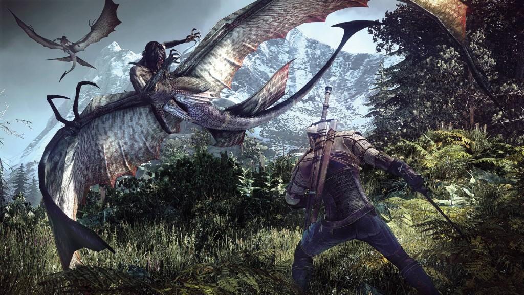 The Witcher 3 - Jogabilidade