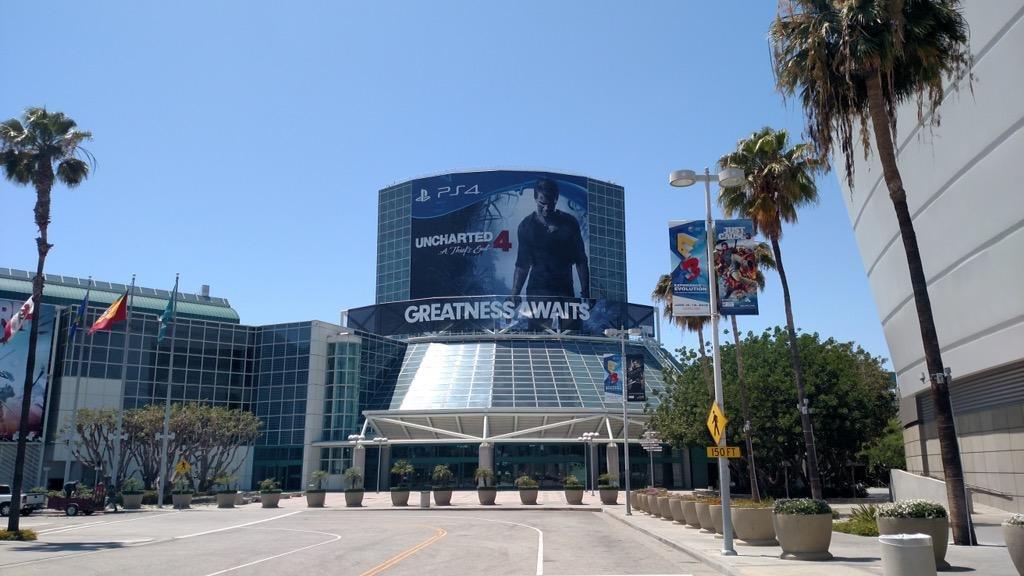 Uncharted 4 E3 2015