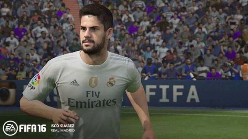Real Madrid_7 - FIFA 16