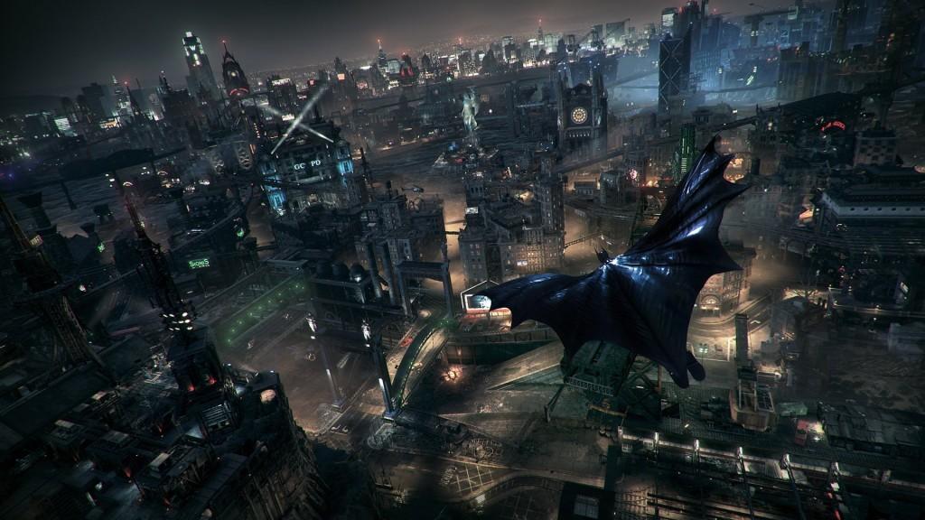 Batman Arkhan Knight