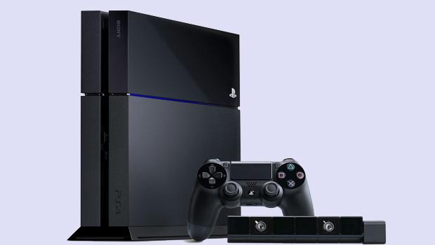 PS4 vertical