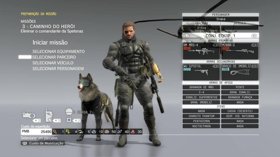 Metal Gear Solid 5