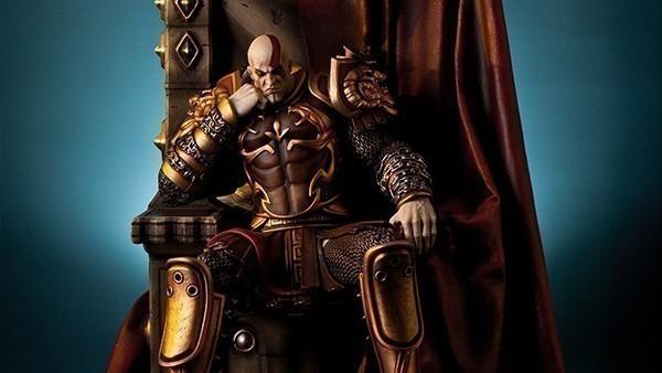 kratos esperando