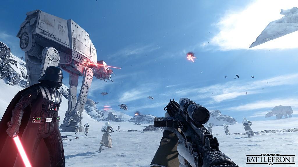 Corpo Star Wars Battlefront