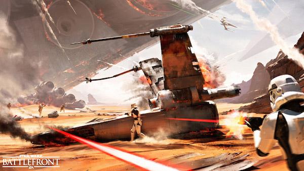 Star Wars: Battlefront Batalha de Jakku