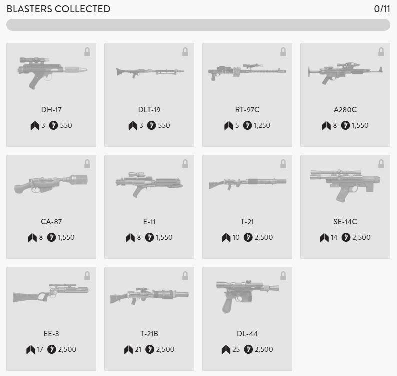 Armas Battlefront