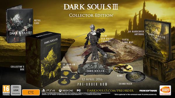 Dark Souls III Collectors Edition