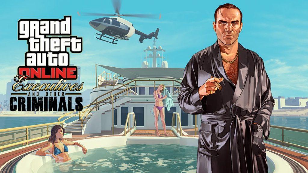 GTA V Online Executivos e outros Criminosos