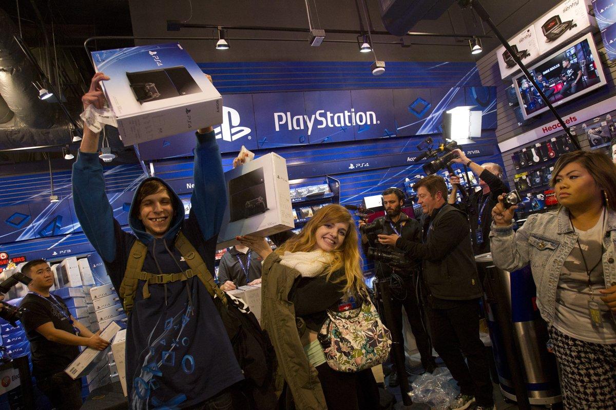 PS4 Black Friday