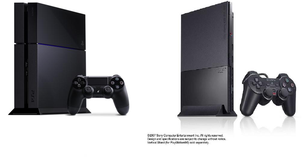 PS4 Retrocompativel PS2