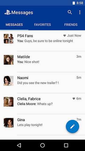 PlayStation Messages_4