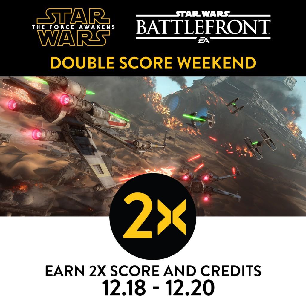 Star Wars: Battlefront 2 XP