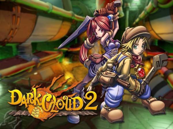Dark Cloud 2 PlayStation 4