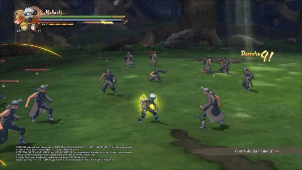 Naruto Shippuden- Ultimate Ninja Storm 4 - 01