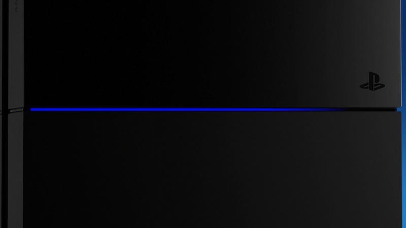 PS4 led indicador