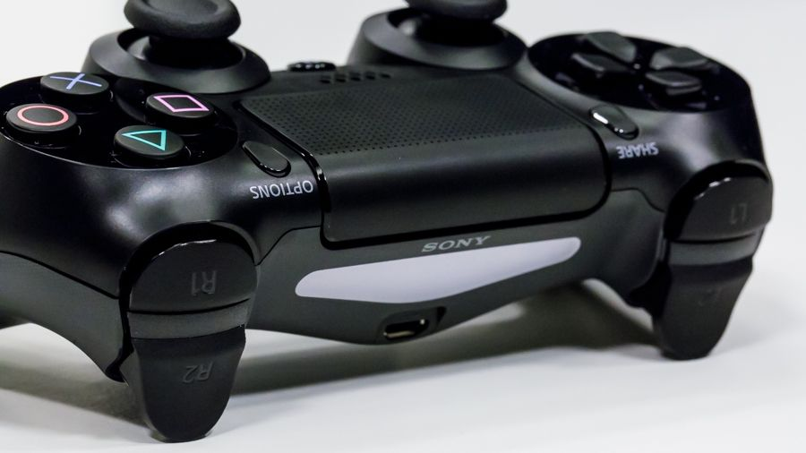 DualShock 4 light bar