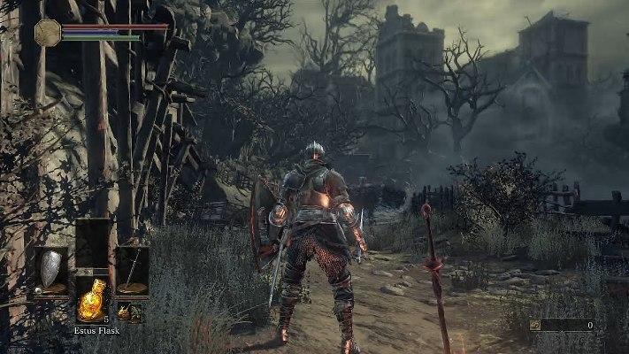 Platinas desafiadoras do PS4 - Dark Souls 3