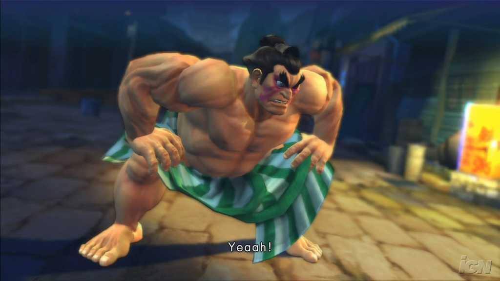 Street Fighter IV - E.Honda